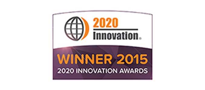 2020 Innovation Winner 2015 2020 Innovation Awards.