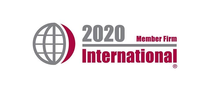 2020 International Member Firm Logo.