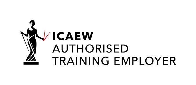 ICAEW Authorised Training Employee Badge.