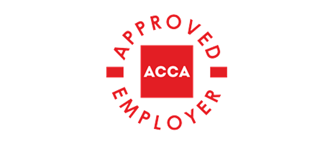 ACCA Approved Employer Badge.