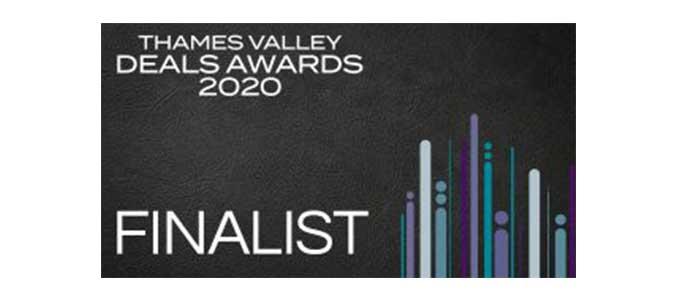 Thames Valley Deals Award 2020 Finalist