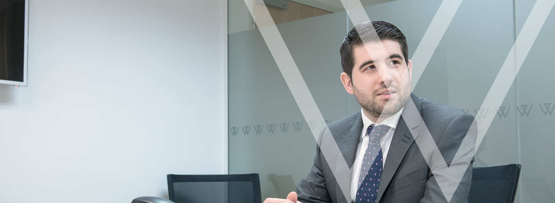 Dan James, Transaction Services Director, Wilson Partners.